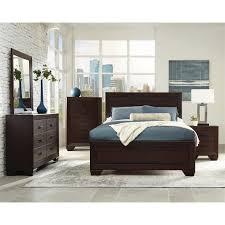 coaster fenbrook 5 piece california king panel bedroom set