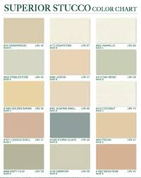 Pacific Polymers Color Chart Stucco Color Selection In San Jose Stucco Supply Co
