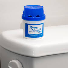 automatic toilet bowl cleaner with bluing agent 12 case