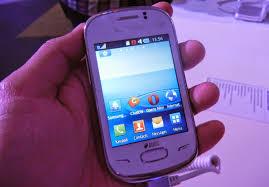 Samsung Rex 70 S3802 - Phonerework