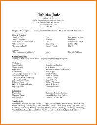 Pretty Resume Templates Pretty Special Skills For Resume Acting Template Examples Waiter 74
