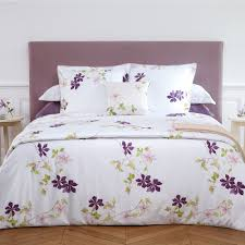 clematis duvet cover super king