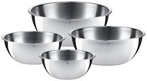 WMF <b>Набор мисок</b> Gourmet, 4 изделия 0645709990