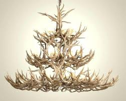 full size of genuine deer antler chandelier real for s plans wide mule chandeliers lighting