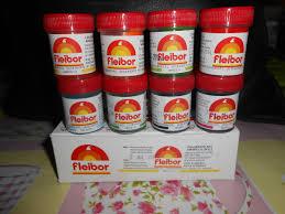 Colorante Artificial Comestible Fleibor Pasta 15grde Calidad 20