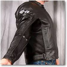 panels located on both sides of the jacket