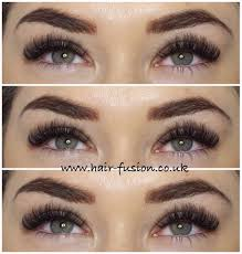 individual mink eyelash extensions by hair fusion in sandwell west midlands gumtree