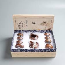 Японский <b>стиль</b> сырой керамики, <b>чайный сервиз</b>, керамический ...