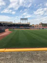 Akron Aeros Seating Chart Canal Park Akron Standing Room Only