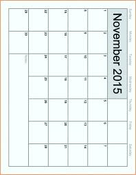 Empty Calendar Template 2015 Free Yearly Calendar Template Co Print 2015 Johnnybelectric Co