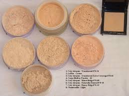 Coty Airspun Powder Color Chart Coty Powder Coty Airspun Loose Face Powder Reviews Photos