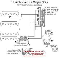 Wiring Diagrams For Split Humbuckers 1 Volume 1 Tone Schematics Wiring Diagram 2 Volume 1 Tone