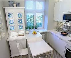 Very Small Kitchen Comfortable