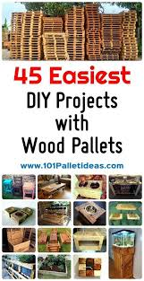 pallet furniture projects. 45 Easiest DIY Projects With Wood Pallets | 101 Pallet Ideas - Almost Creative And Ranging From Indoor Furniture Decor To
