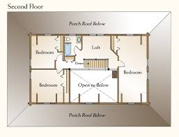 4 Bedroom Rectangular House Plans  Amazing House Plans4 Bedroom Log Cabin Floor Plans