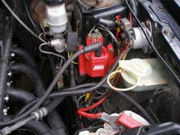 mustang msd ignition coil 1986 1993 installation instructions mustang msd ignition coil install image