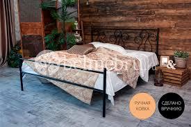 <b>Кровать Лацио</b> 1 (<b>180Х200</b>) из металла - купить <b>кровати</b> ...