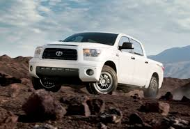 Running footage of 2009 toyota tundra regular cab pickup truck with sport apperance package. 2009 Toyota Tundra Gets New Trd Rock Warrior And Sport Edition Packages