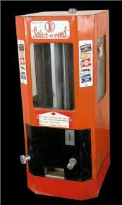 Select O Vend Candy Machine Best SelectOVend Candy Machine W Keys