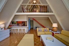A Frame House Interior House Plan 2017