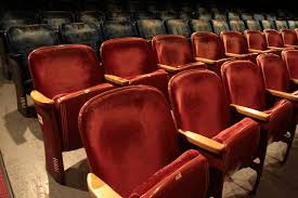L Bring The Movie House To Your House Buy Vintage Seats From Hollywood  Theatre  OregonLivecom
