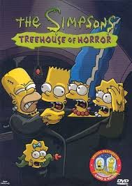 Simpson Sunday A Word Of Warning From Marge  The Hollywood RevueThe Simpsons Season 2 Episode 3 Treehouse Of Horror