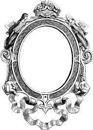 Image Old Border Design Vintage Ornate Frame Stickpng Vintage Ornate Frame Transparent Png Stickpng