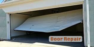 Garage Door Damage Repair | Garage Door Guru