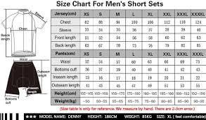 Cycling Jersey Size Chart Yellow Cycling Jersey Tour De France Replica