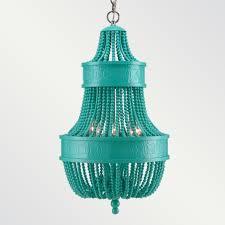beaded turquoise chandelier designs