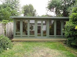 backyard office pod. a timber garden office backyard pod