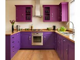 L Shaped Small Kitchen Kitchen Design Small Purple Kitchen Ideas Stunning Backsplash