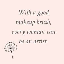 Makeup Beauty Quotes Best Of Makeup Brushes 24 Pinterest Beauty Quotes Makeup And Maskcara