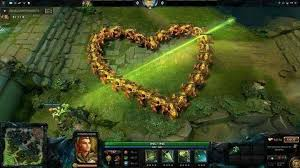 love in dota 2 dota 2 pinterest