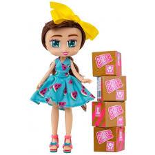 <b>Кукла Boxy Girls</b> Brooklyn 20 см. с акссес.
