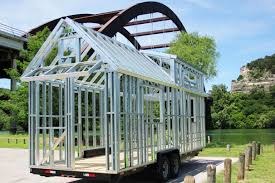 tiny house foundations steel frame trailer kits