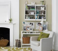 Home Office Corner Living In Office Space