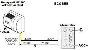 honeywell furnace humidifier wiring wiring diagram basic he360 honeywell humidifier to trane furnace xv90 wiring he 360 ecobee spec jpg views 672 size 29 6 kb