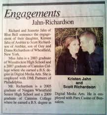 Newspaper Engagement Announcement Templates Writing Service Who Write College Essays Educationusa