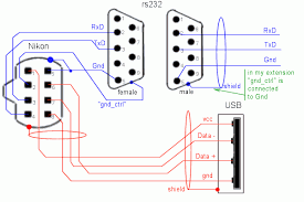 rs to usb adapter wiring diagram rs database wiring usb rs232 wiring diagram jodebal com