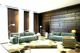 wood paneling living room decorating ideas contemporary wood