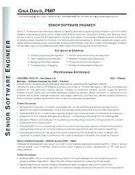 Resume For Engineering Magnificent Software Engineering Resumes Experienced Engineer Resume Student