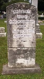 Surname C - Fairfax City Cemetery