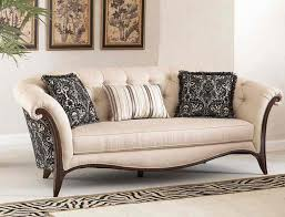 wood trim furniture sofa set wooden new design fabric intended for sofas inspirations 16