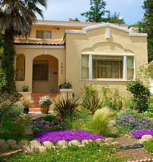 modest yet gorgeous front yards