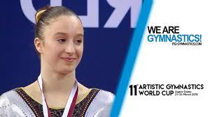 doha 2018 highlights women artistic gymnastics individual apparatus world cup series 2016 18