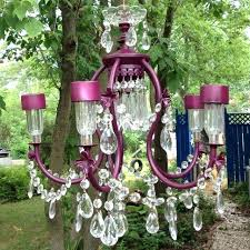 outdoor solar chandelier solar powered chandelier how romantic for an outdoor wedding or party replace the outdoor solar chandelier