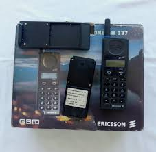 ERICSSON MOBILE PHONE GH 337 GSM to ...