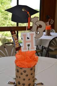 Graduation Table Decorations Ideas