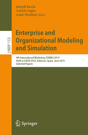 international workshop on enterprise modeling and simulation past publications cover pages
